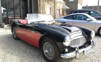 Paul 39 s classic cars vente de voitures de collection anglaise - Vieille voiture decapotable ...