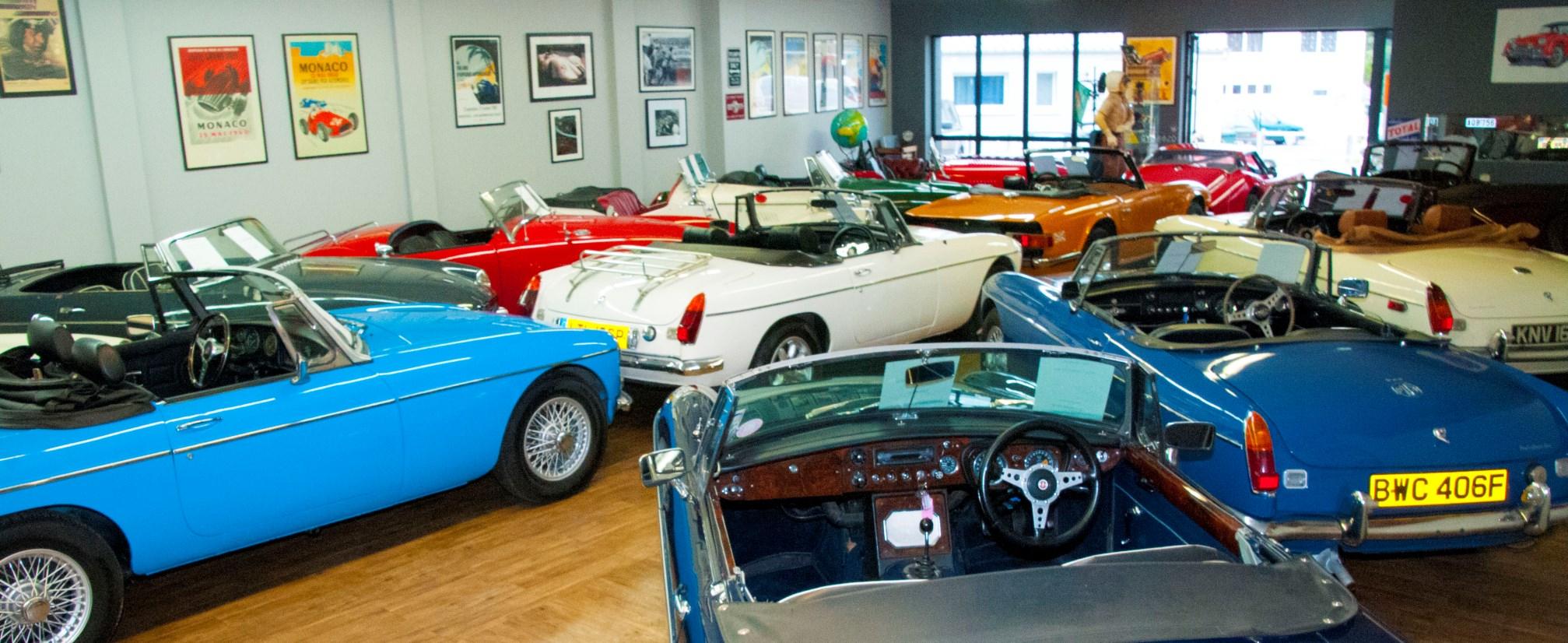 paul 39 s classic cars vente de voitures de collection anglaise. Black Bedroom Furniture Sets. Home Design Ideas
