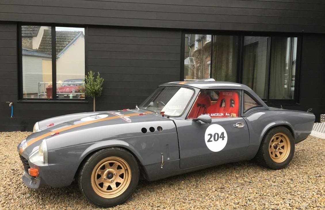 Triumph Spitfire Course Pauls Classic Cars Vente De Voitures De